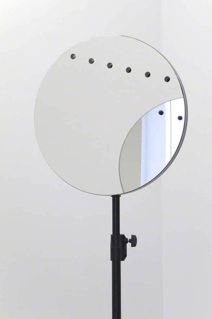 Simon Starling, 'Venus Mirrors (05:06:2012 Hawaii & Tahiti Inverted) ,' 2012, Casey Kaplan