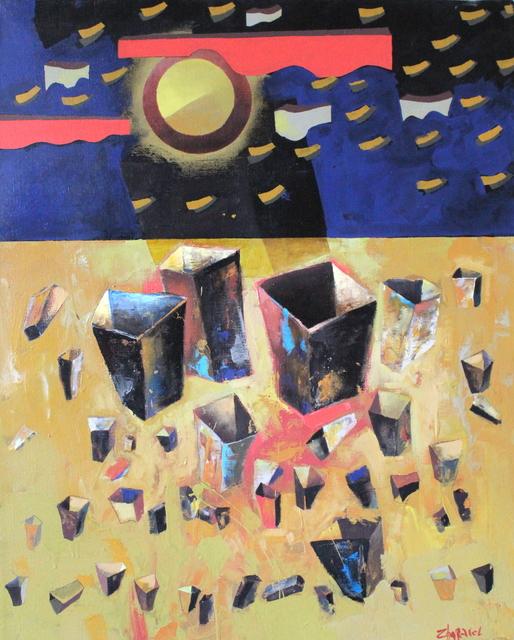 , 'Cubism composition,' 2016, Norman Fine Arts