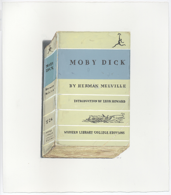 , 'Moby Dick,' 2018, Albert Merola Gallery
