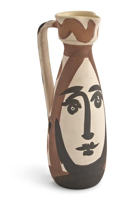 Pablo Picasso, 'VISAGE (A.R. 288)', 1955, Doyle
