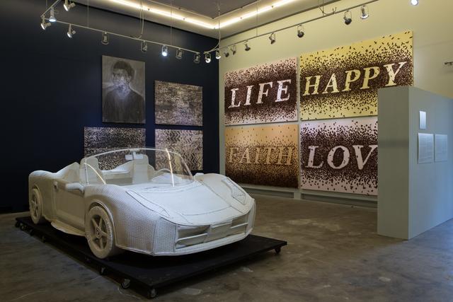 , 'Chiangrai Ferrari,' 2015, Numthong Gallery