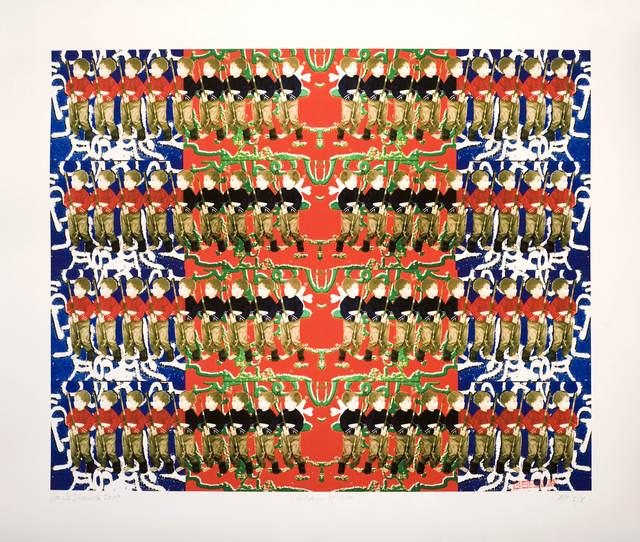 Laila Shawa, 'Children of War', 1999, October Gallery
