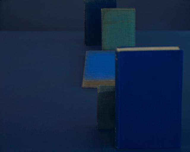 , 'Diebenkorn Blues,' 2004, Yancey Richardson Gallery