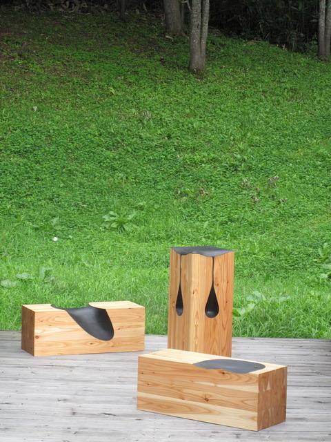 """, '""""Dakko"""" and """"Kasane"""",' 2014, Galerie Maria Wettergren"""