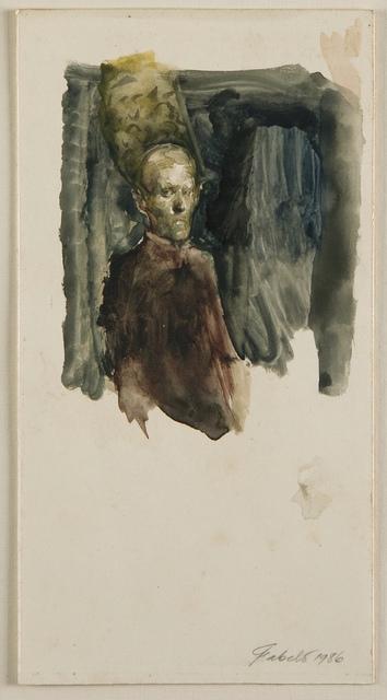 Roberto Fabelo, 'Sin título', 1986, Caiman Contemporary