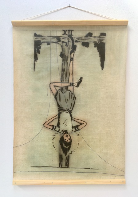 , 'THE HANGED MAN,' 2019, Happy Gallery