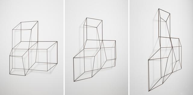 , 'Visual Labyrinth E18 II,' 2018, SET ESPAI D'ART