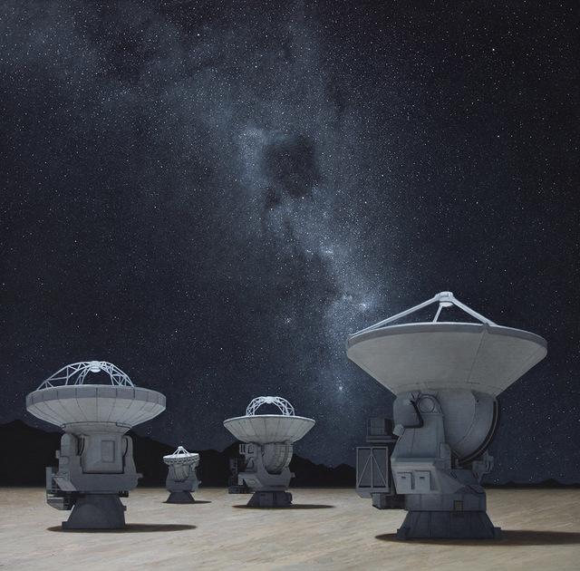 , 'Across the Universe (A Través del Universo),' 2018, Forum Gallery