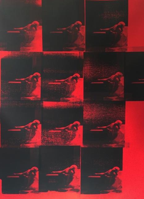 , 'Red Marat,' 2016, Galerie Krinzinger