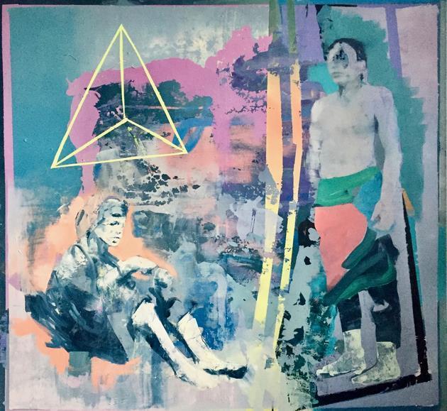 , 'Der Wind trägt viele Namen,' 2018, Galerie Barbara von Stechow