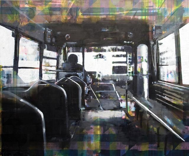 , 'La ruta,' 2016, Galería Casa Lamm