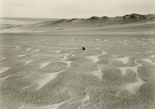 , 'Cerro Colorado, Paracas Peninsula,' 1985, Deborah Bell Photographs