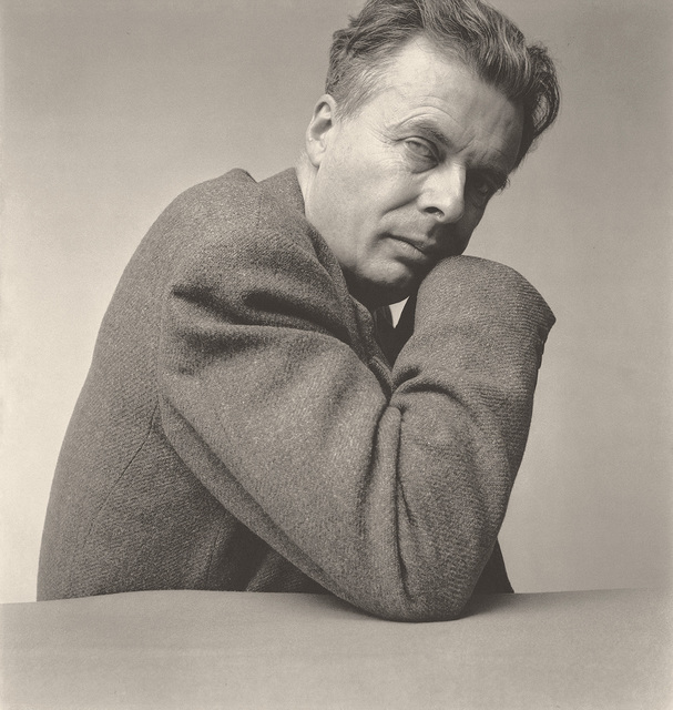 , 'Aldous Huxley,' New York-1950, Pace/MacGill Gallery