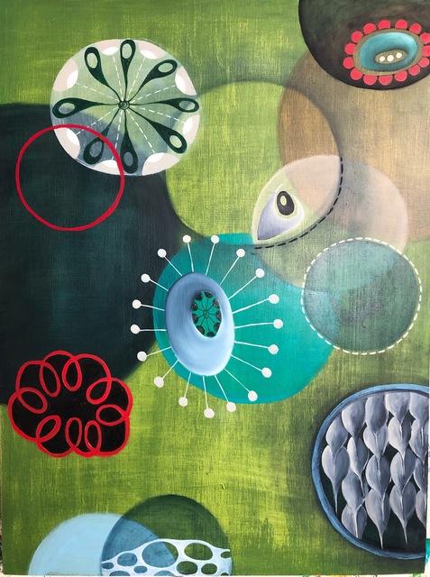 Melinda Hackett, 'Leafwood', 2019, John Molloy Gallery