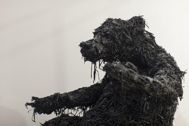 , 'Have Port Need Storm, (Balancing Bear),' 2015, Flowers