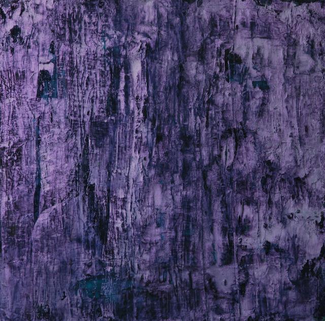 , 'Purple Iridescence,' 2015, Kourd Gallery