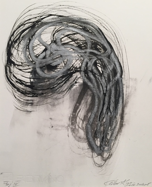 , 'Head IV,' , Faur Zsofi Gallery