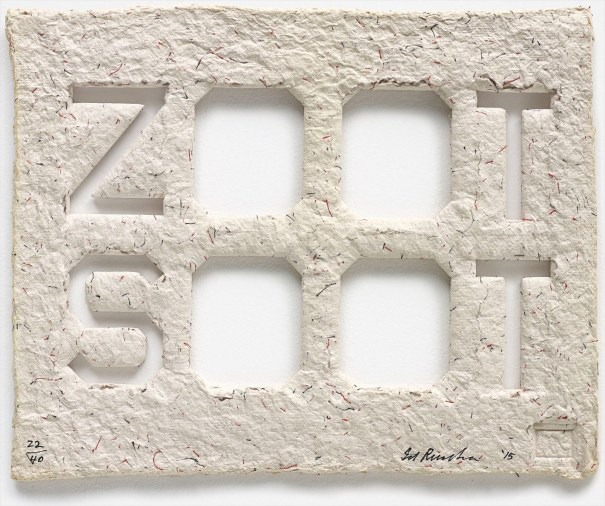, 'ZOOT SOOT,' 2014, Subliminal Projects