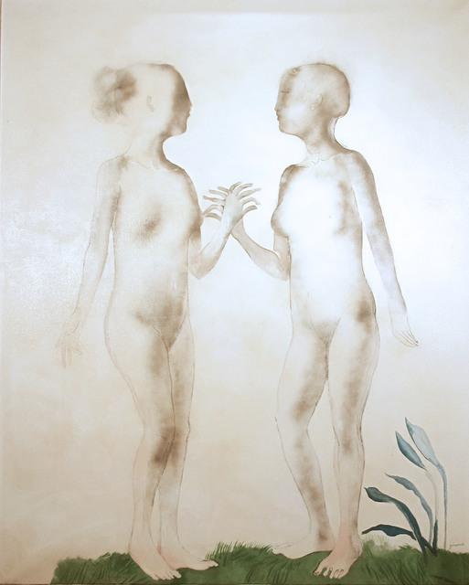 , 'Rencontre (Encounter),' 21st Century Art, R. S. Johnson Fine Art