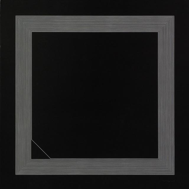 Antonio Lizarraga, 'Portrait Preto', 2008, LAART