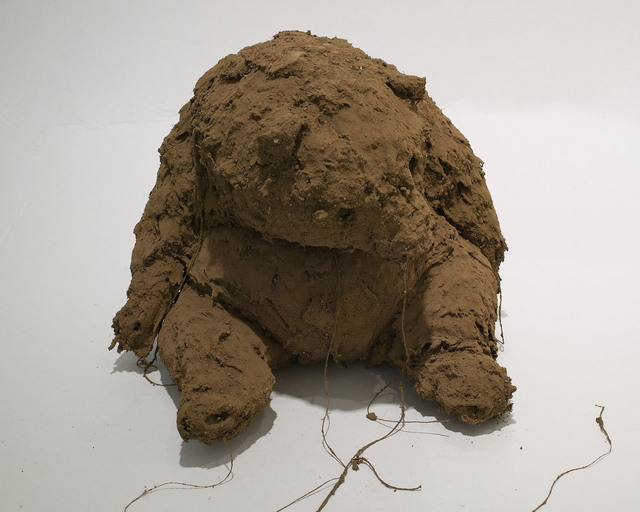 , 'Untitled (Mud Animal),' 2010, Wirtz Art