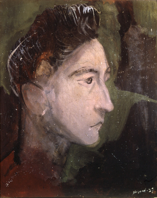 Christian Berard, 'Jean Cocteau, 1889-1963', 1927, Painting, Art Resource
