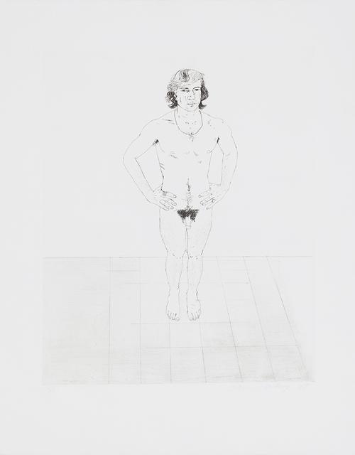 , 'Peter,' 1969, ARCHEUS/POST-MODERN