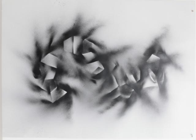 , 'Non-Folding—Geometric Tipping #19,' 2013, Kukje Gallery