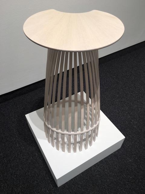 Yuri Kobayashi, 'Sui', 2016, Design/Decorative Art, Ash, oil, Gallery NAGA