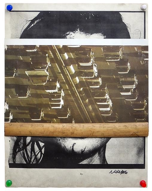 , 'Untitled (Head Series),' 1986, A3 Arndt Art Agency