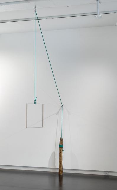 , 'Lavatecture,' 2018, Upfor