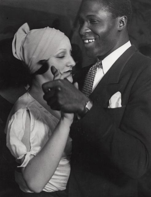 Brassaï, 'Couple Au Bal Blomet, Paris', 1931, Holden Luntz Gallery