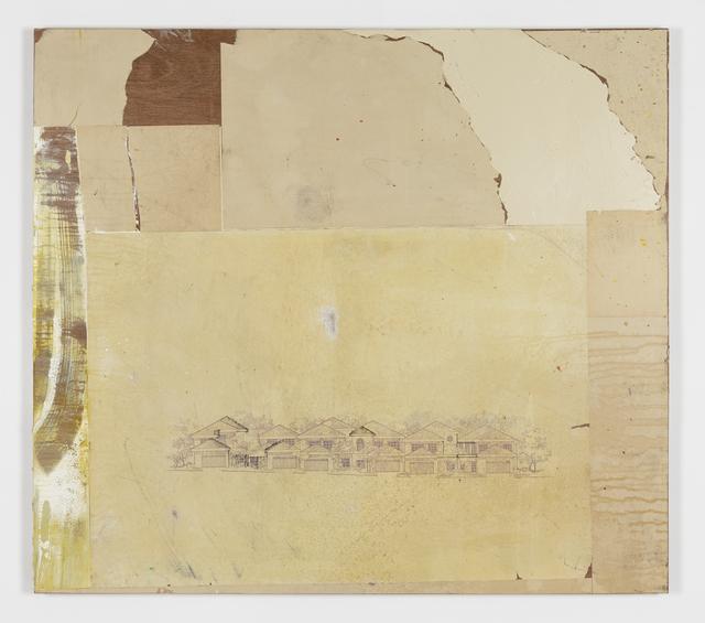 , 'Mass Exodus,' 2017, Galerie Nathalie Obadia