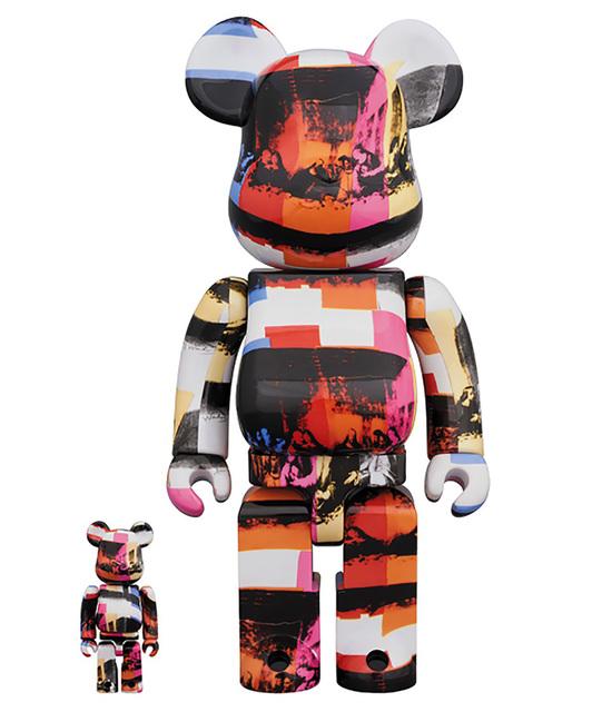 Andy Warhol, 'Andy Warhol Last Supper Bearbrick 400% (Warhol BE@RBRICK) ', 2019, Ephemera or Merchandise, Vinyl figure, Lot 180