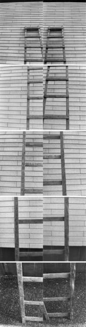 , 'Leiter III / Ladder III,' 1972, Charim Galerie
