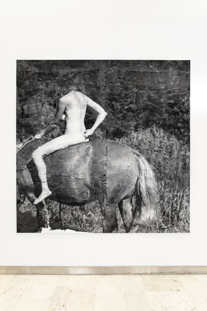 Sylvie Bonnot, 'TrésGrandeMuePauline II, 2016.Petitmagny(Bourgogne-Franche-Comté),France', 2016, The Merchant House