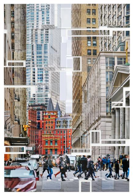, 'NYC 175,' 2017, Abbozzo Gallery