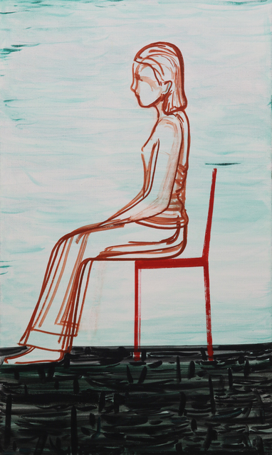 , 'SUWARUCO,' 2014, Mizuma Art Gallery