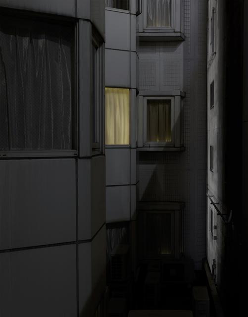 , 'Backyard, 2010,' 2010, Francesca Maffeo Gallery