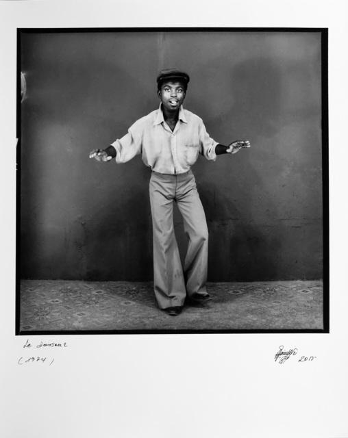 , 'Le danseur,' 1974, Magnin-A