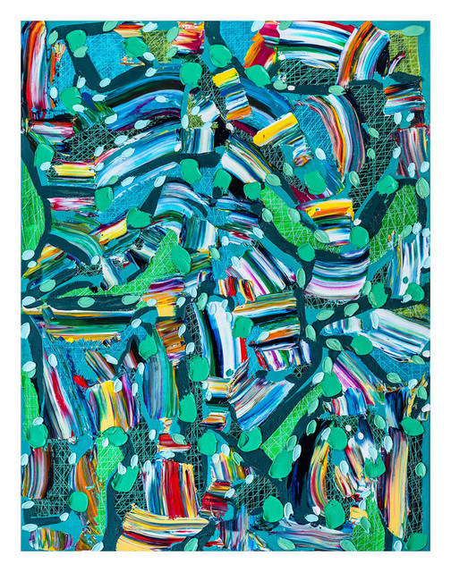 Llewellyn Xavier, 'Terrestial Freedom of Movement Choice Association Speech', 2019, UNIX Gallery