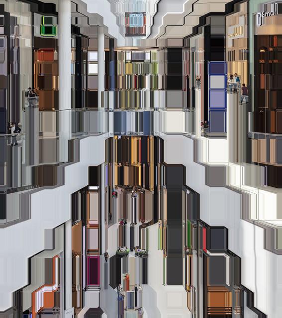 , 'TLV Fashion Mall,' 2018, Winston Wächter Fine Art