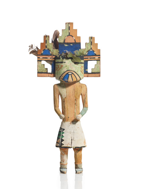 , 'Kachina Doll ,' Late 19th century, Donald Ellis Gallery