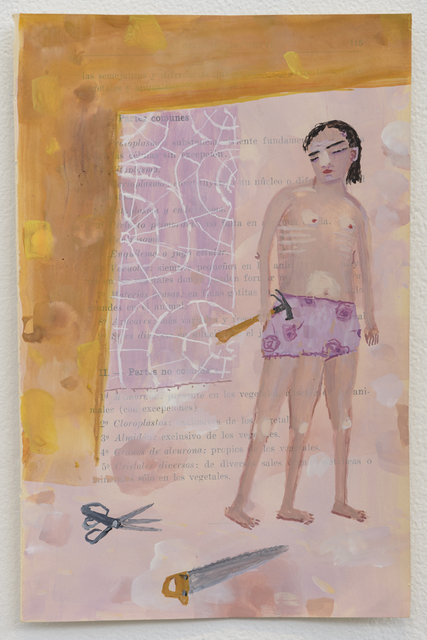 , 'Partes Comunes y No Comunes,' 2015, Lora Schlesinger Gallery