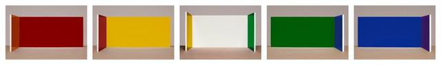 , 'Pacto de Punto Fijo III - Ed. 5 + 2 P/A,' 2017, Beatriz Gil Galería