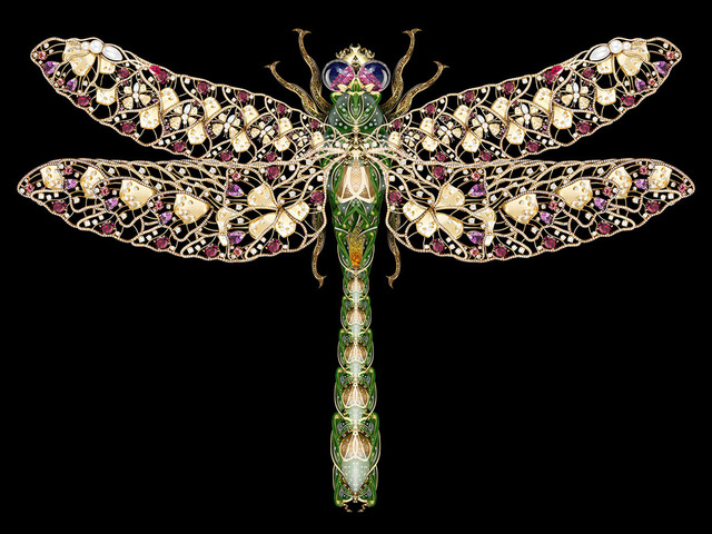 , 'Dragonfly,' 2009, .M Contemporary