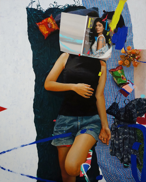 , 'Take A Nap No.2,' 2016, G13 Gallery