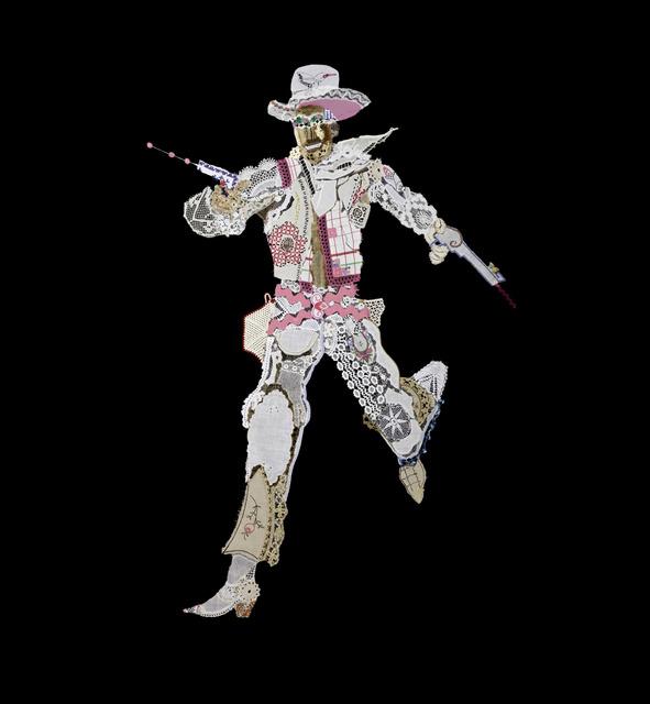 , 'Cowboy #7 (La Vie en Rose),' 2013, Seager Gray Gallery