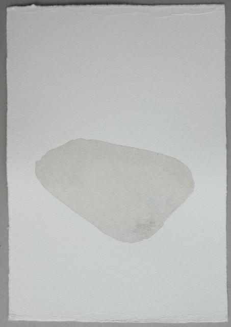 Teresa Pera, 'Calligrafies d'aigua: Stones 9', 2017, PontArte