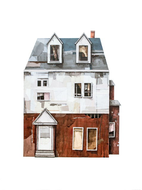 , 'House Portrait I,' 2016, Paradigm Gallery + Studio